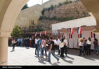 انتخابات سوریه؛ شور بالای انتخاباتی در میان سوریهای مقیم لبنان/ گزارش میدانی