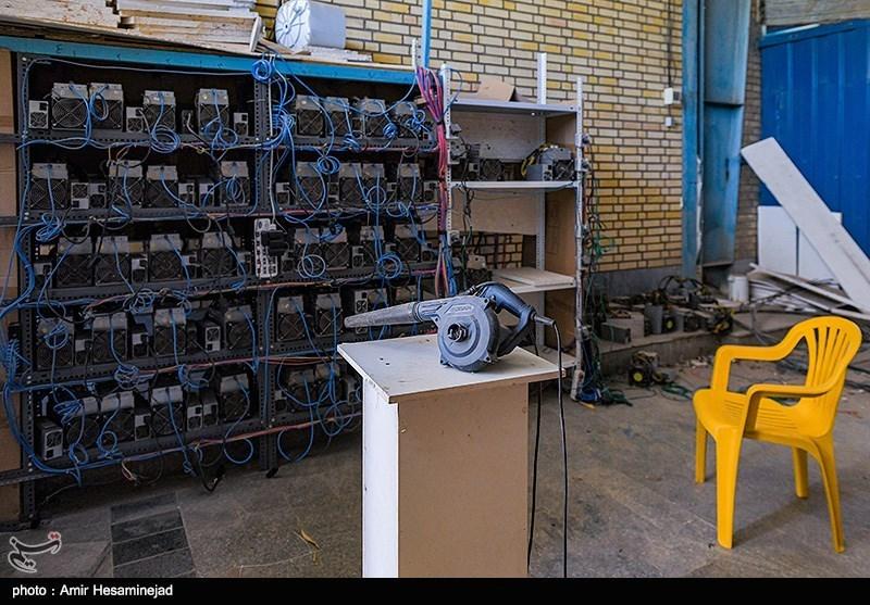 استخراج رمزارزها در استان زنجان افزایش یافته است