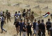 وقفة تضامنیة شعبیة فی العدیسة اللبنانیة تضامناً مع الأهل فی فلسطین المحتلة