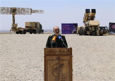سرلشکر سلامی: استراتژی عملیاتی ما توسعهی قلمرو دفاعی در اعماق وسیع و ارتفاع بالاست