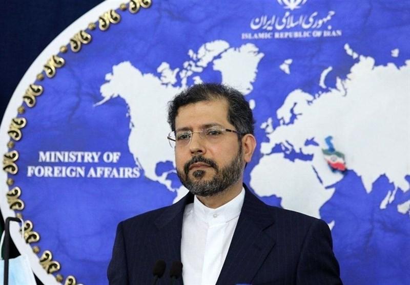 ابراز همبستگی ایران با ملت و دولت ترکیه