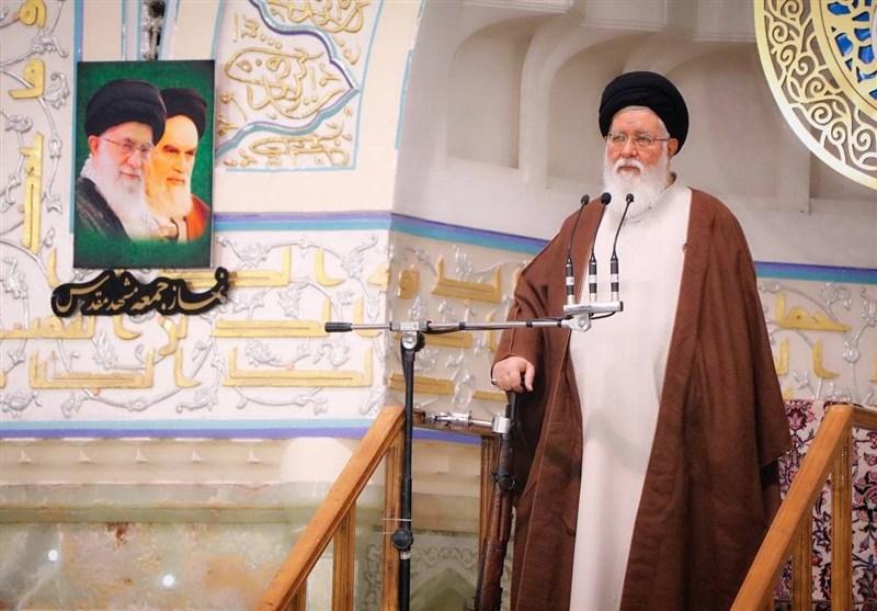 آیتالله علمالهدی: مردم افغانستان امسال «شیطان بزرگ» را رمی جمره کردند/ ایران در منطقه نقش «رمی جمرات» را اجرا کرده است