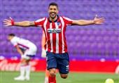 لالیگا| سوارس درخشید، اتلتیکومادرید فاتح جام قهرمانی شد/ وایادولید و اوئسکا سقوط کردند