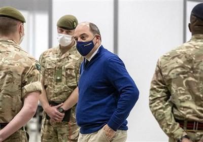 """وزیر دفاع انگلیس روسیه را """"تهدید شماره یک"""" برای این کشور نامید"""