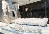 """""""نمکدرمانی"""" در یک معدن نمک لهستان برای کاهش عوارض تنفسی بیماران کرونایی + تصاویر"""