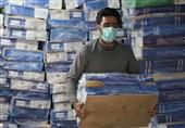 توزیع 25 هزار بسته پروتئینی بین اقشار آسیبدیده از کرونا توسط ستاد اجرایی فرمان امام