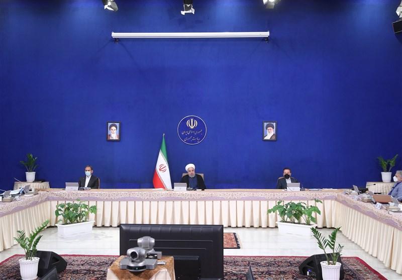 """دستور """"روحانی"""" به سازمان برنامه و بودجه درباره رفع مشکل آب خوزستان"""