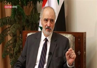 الجعفری: فلسطین بالنسبة لسوریا مثل الجولان لا مجال للتخلی أو التنازل عن دعمها ومناصرتها
