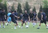 برگزاری فوتبال درون تیمی استقلالیها