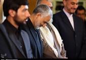 """زندگینامه شهیدی که سردار سلیمانی او را به خاک سپرد/ """"اتوبوس شهدا"""" به زودی در کتابفروشیها"""