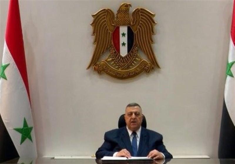 رئیس مجلس الشعب السوری یصل إلى طهران