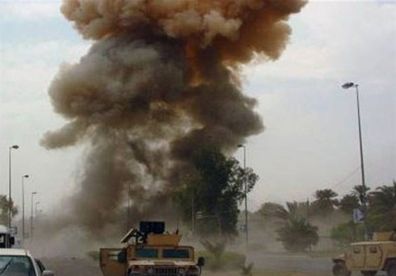 انفجار یستهدف رتلا للتحالف الأمریکی ببابل