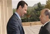 لبنان| پیام تبریک «میشل عون» برای «بشار اسد» به مناسبت پیروزی در انتخابات سوریه
