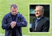 تماس پرس با فلیک برای جانشینی زیدان در رئال مادرید