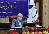 وزیر بهداشت: بیمارستان 375تختخوابی ایلام ظرف 60روز آینده تکمیل میشود + فیلم
