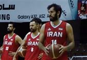 Iran Downs Qatar at FIBA Asia Cup Qualifiers