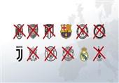 یوفا برای مجازات یوونتوس، رئال مادرید و بارسلونا دست به کار شد/ احتمال محرومیت 2 ساله