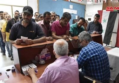 پایان انتخابات ریاست جمهوری سوریه و آغاز شمارش آراء