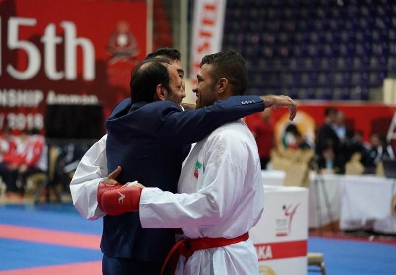 وعده رئیس کمیته ملی المپیک؛ پاداش به پورشیب در صورت مدال گرفتن گنجزاده