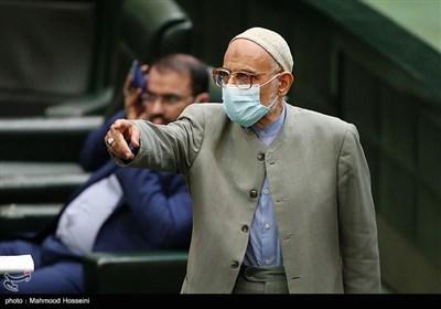 سید مصطفی میرسلیم در صحن علنی مجلس شورای اسلامی