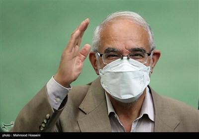 عبدالرضا مصری نایب رئیس دوم مجلس شورای اسلامی