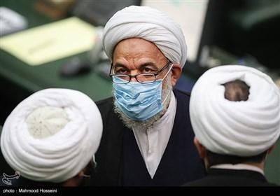 حجت الاسلام مرتضی آقاتهرانی در صحن علنی مجلس شورای اسلامی