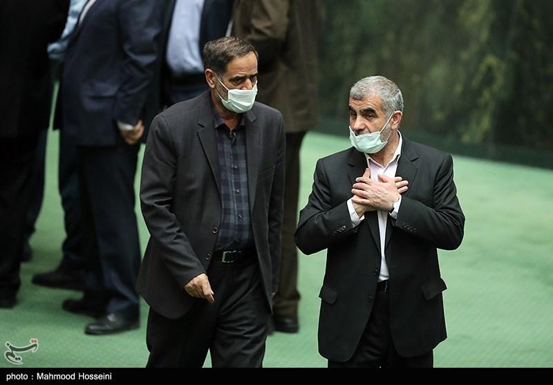 علی نیکزاد نایب رئیس اول مجلس شورای اسلامی