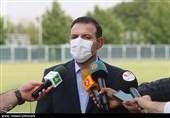 عزیزی خادم: فوتبال ملی متعلق به مردم است نه هیچ گروه و جناح خاص سیاسی/ اسکوچیچ برپایی اردو را خواسته بود نه بازی تدارکاتی