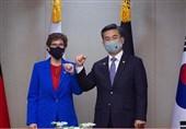 وعده آلمان به کره جنوبی برای کمکهای نظامی بیشتر