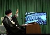 قائد الثورة الاسلامیة یوجه کلمة هامة لنواب مجلس الشورى الاسلامی
