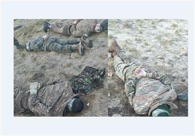 باکو از اسارت ۶ نیروی نظامی ارمنی خبر داد