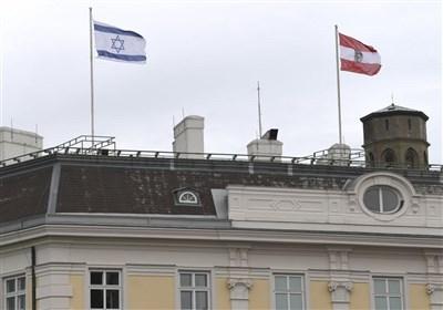 نامه انتقادآمیز سفرای عرب به وزارت خارجه اتریش در اعتراض به اهتزاز پرچم اسرائیل
