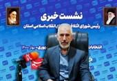 """انتخابات 1400  رئیس شورای ائتلاف استان ایلام: مردم از """"پیچ تاریخی"""" قرن جدید با موفقیت عبور میکنند / مردم در انتخاب اصلح دیگر اشتباه نمیکنند"""