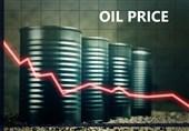 قیمت جهانی نفت امروز 1400/03/18