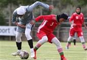 تورنمنت فوتبال جوانان کافا| پیروزی پُرگل بانوان جوان ایران مقابل افغانستان