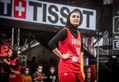 بسکتبال سه نفره انتخابی المپیک  شکست ایران مقابل استرالیا در چهارمین دیدار