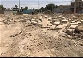 پرونده تخریب شبانه قبرستان تاریخی شیراز در شعبه ویژه و خارج از نوبت رسیدگی میشود