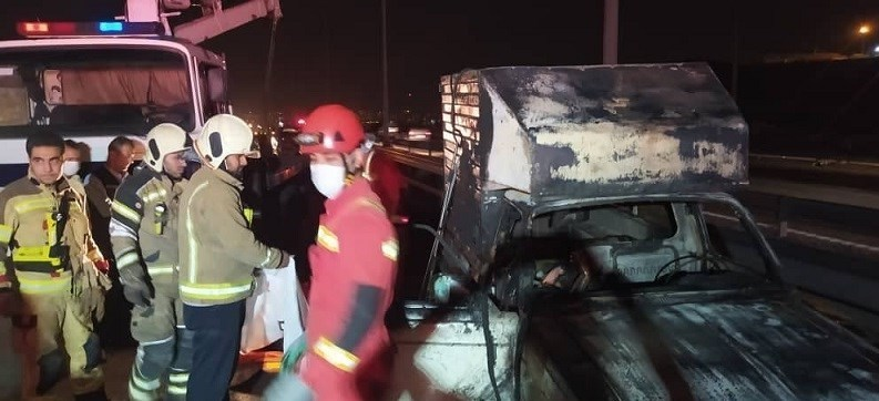 آتشنشانی , سازمان آتشنشانی تهران , آتشسوزی , حوادث , پلیس راهور   پلیس راهنمایی و رانندگی , اورژانس ,