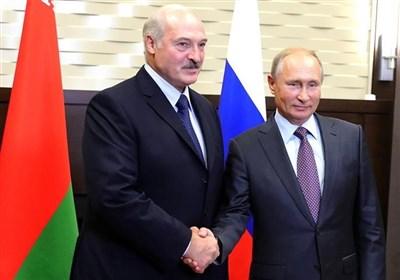 """پوتین واکنش غربیها به حادثه فرودگاه مینسک را """"طغیان احساسی"""" نامید"""