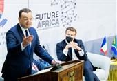 سفر رئیس جمهور فرانسه و وزیر بهداشت آلمان به آفریقای جنوبی