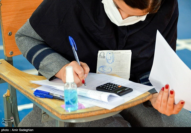 """ادعای دسترسی به """"سؤالات امتحانات نهایی"""" برای فریب دانشآموزان است"""