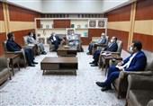 نشست هماهنگی صالحیامیری و کادر سرپرستی کاروان با سفیر ایران در ژاپن برگزار شد