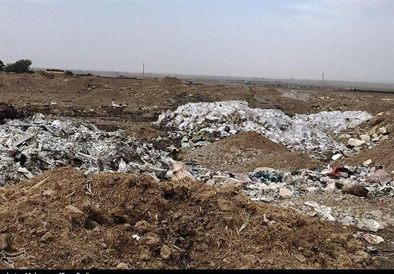مهلت 20 روزه محیط زیست برای پاکسازی حاشیه آزادراه تهران ـ ساوه