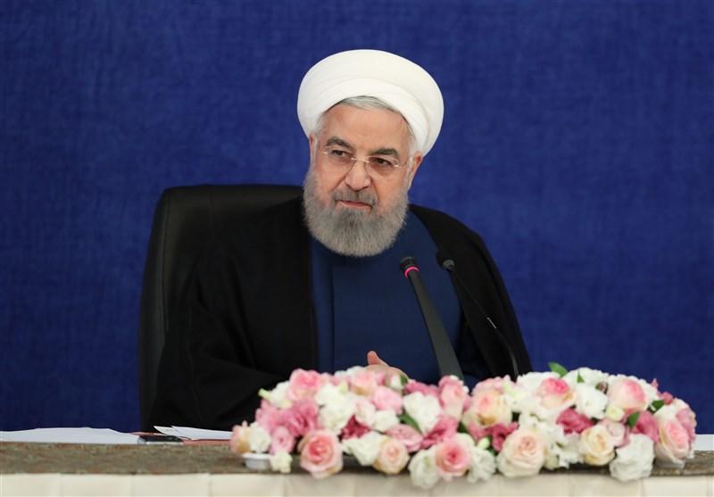 روحانی: اگر جنگ اقتصادی و کرونا نبود امروز قیمت دلار حدود ۵ هزار تومان بود