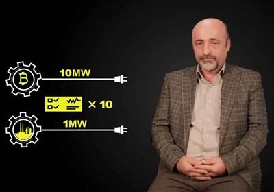 سهم استخراج بیت کوین در خاموشیهای اخیر چقدر است؟
