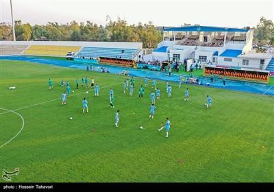 اردوی تیم ملی فوتبال - کیش