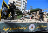 Palestinian Forces Hold Military Parade in Gaza