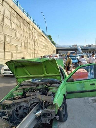 پلیس راهور   پلیس راهنمایی و رانندگی , حوادث , اورژانس , سازمان آتشنشانی تهران ,