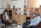 دیدار رئیس فدراسیون کبدی با رئیس فدراسیون ملی ورزشهای دانشگاهی