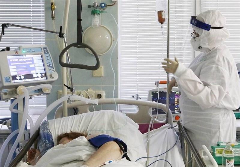 493 هزار شهروند روس مبتلا به کرونا تحت درمان قرار دارند